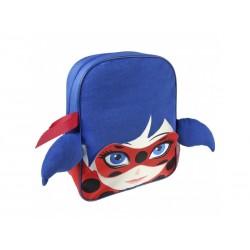 Detský plyšový 3D batoh KÚZELNÁ LIENKA, 2100002216