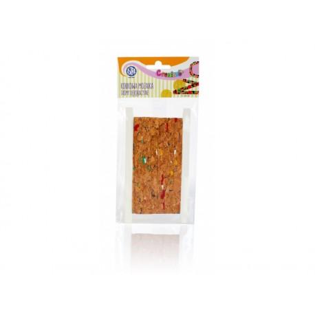CREATIVO Dekoračná páska KORKOVÁ MOZAIKA, 10mm x 2m, mix farieb, 335119024 ASTRA AST2672