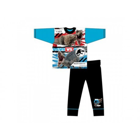 Chlapčenské bavlnené pyžamo JURRASIC WORLD,    TDP Textiles DIN1995|5