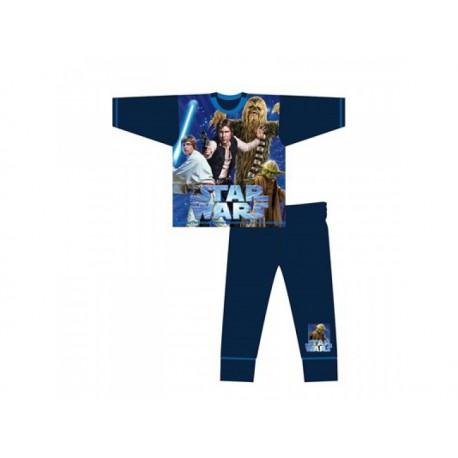 Chlapčenské bavlnené pyžamo STAR WARS,    TDP Textiles STA1934|5