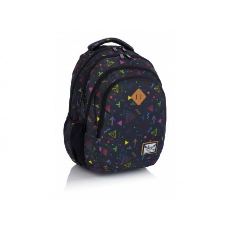 Študentský / školský batoh HASH® Geometric, HS-109, 502019029 HASH® HAS2988