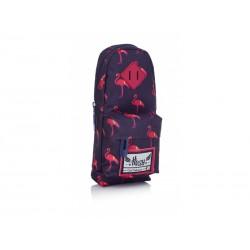 Jednokomorový peračník / puzdro HASH® Dark Flamingo, HS-88