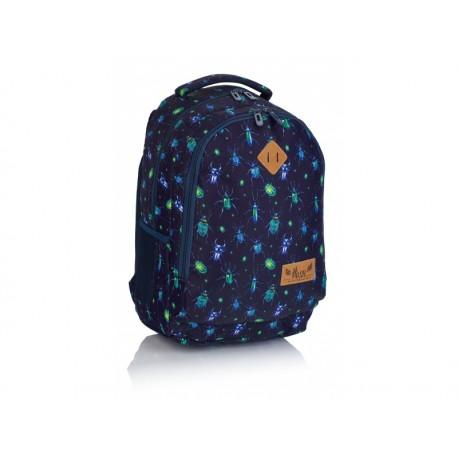 HASH® Študentský / školský batoh Bug, HS-181, 502019102 HASH® HAS2986