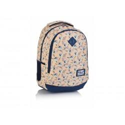 Študentský / školský batoh HASH® Bird Life, HS-165