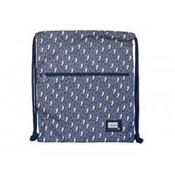 Luxusné vrecúško / taška na chrbát HEAD Denim Flash, HD-391