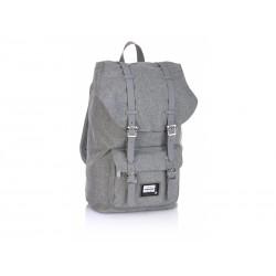 Študentský batoh HEAD Retro Grey, HD-276