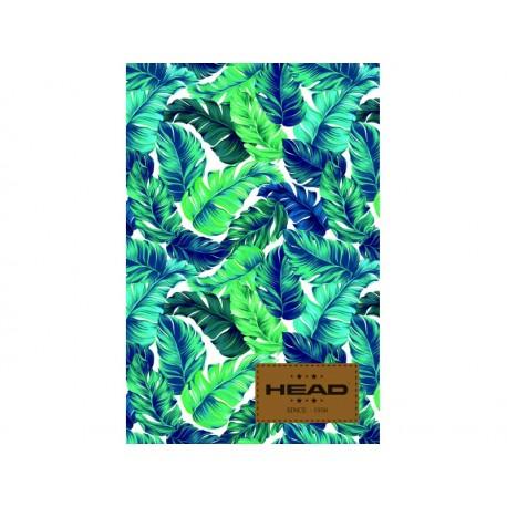 Poznámkový blok B5 HEAD Lush, HD-374,160 listov, štvorčekový (5x5mm) HEAD AST2634