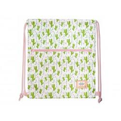 Luxusné vrecúško / taška na chrbát HEAD Cactus, HD-357