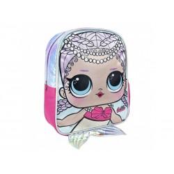 Dievčenský 3D batoh L.O.L. Surprise , 2100002545
