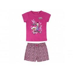 Bavlnené krátke pyžamo L.O.L. Surprise, 2200004052