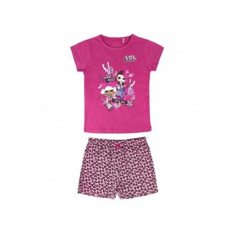 Bavlnené krátke pyžamo L.O.L. Surprise, 2200004052 - 5 rokov (110cm)