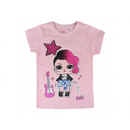 Dievčenské tričko L.O.L. Surprise Rock, 2200004045,    CERDÁ LOL0951|5