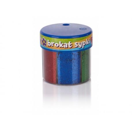 CREATIVO Sypké trblietky 6 farieb BASIC 50g, 335114001