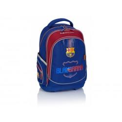 Školský batoh s pevným dnom FC BARCELONA Blaugrana, FC-230