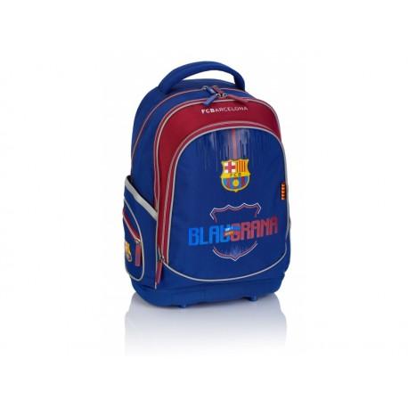 Školský batoh s pevným dnom FC BARCELONA Blaugrana, FC-230, 502019004 ASTRA BRC1576x