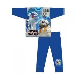 Chlapčenské bavlnené pyžamo STAR WARS The Last Jedi