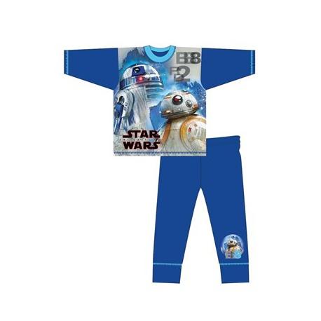Chlapčenské bavlnené pyžamo STAR WARS The Last Jedi,    TDP Textiles STA1930|5