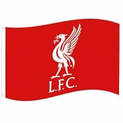 Klubová vlajka 152/91cm FC LIVERPOOL Core
