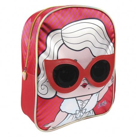 Dievčenský 3D batoh L.O.L. Surprise , 2100002544