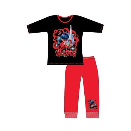 Dievčenské bavlnené pyžamo KÚZELNÁ LIENKA,    TDP Textiles MIR0850|5