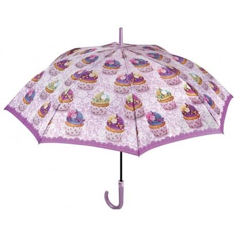 PERLETTI® Dámsky automatický dáždnik SWEET / C (MUFFINS) PERLETTI® PER0956MU