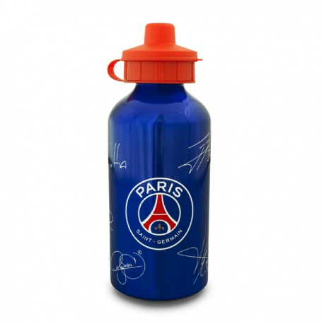 ALU fľaša na pitie PARIS SAINT-GERMAIN F.C. Signature 500ml FOREVER COLLECTIBLES PSG1924