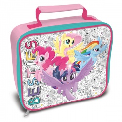 Termo taška / box na desiatu MY LITTLE PONY Besties