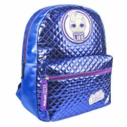 Dievčenský štýlový batoh L.O.L. Surprise Fashion Blue, 40cm, 2100002695