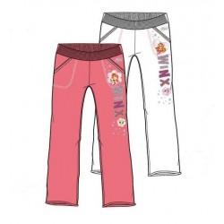 Dievčenské bavlnené tepláky WINX