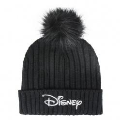 Detská zimná čiapka s aplikáciami DISNEY Premium,2200004312