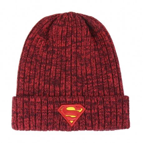 Detská zimná čiapka SUPERMAN Premium, 2200003229 CERDÁ SUP1992