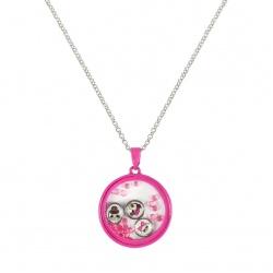 Dievčenský náhrdelník s príveskom L.O.L. Surprise Kruh, 2500001117