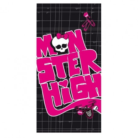 CTI Bavlnená osuška 75/150cm MONSTER HIGH CTI France MON0996