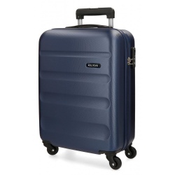 ABS Cestovný kufor ROLL ROAD FLEX Navy Blue, 55x38x20cm, 35L, 5849162