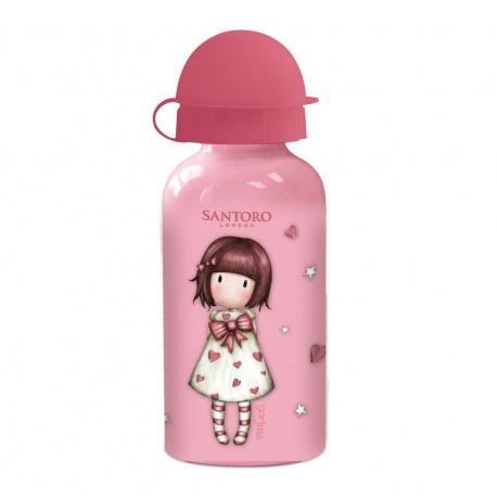 Detská hliníková fľaša GORJUSS® 400ml, 84734