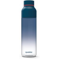QUOKKA Plastová fľaša TRITAN Blue 840ml
