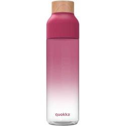 QUOKKA Plastová fľaša TRITAN Pink 840ml