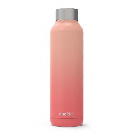 QUOKKA Nerezová fľaša / termoska PEACH 630ml, 11810