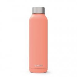 QUOKKA Nerezová fľaša / termoska APRICOT 630ml, 11817