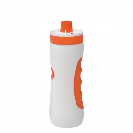 QUOKKA SWEAT Športová plastová fľaša MANGO TANGO 680ml, 06973