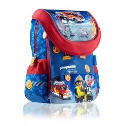 Školský anatomický batoh pre prvý stupeň PLAYMOBIL® City, PL-02