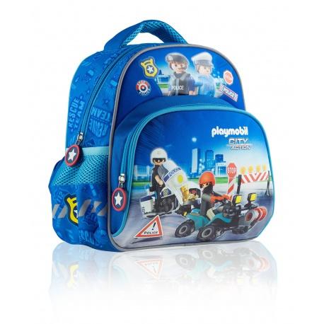 Detský batoh PLAYMOBIL® Police, PL-10, 502020090