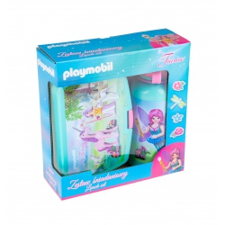 Súprava na desiatu / box + fľaša PLAYMOBIL® Fairies, PL-09