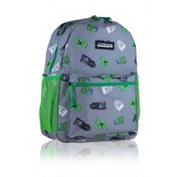 Jednokomorový športový / študentský batoh MINECRAFT, 502020203