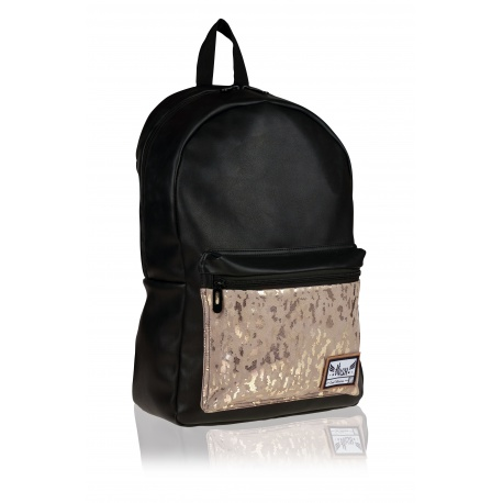 HASH® Štýlový koženkový batoh Fancy, HS-280, 502020070