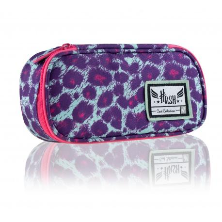 HASH® Jednokomorový peračník / puzdro Pink Panther, HS-215, 505020040