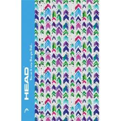 HEAD Arrow, Poznámkový blok B5, štvorčekový (5x5mm),160 listov, 101020001