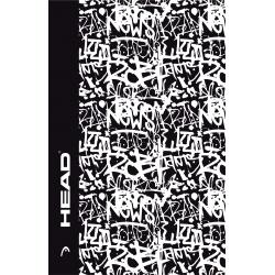 HEAD Grafitti, Poznámkový blok B5, štvorčekový (5x5mm),160 listov, 101020001