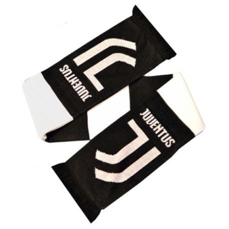 Pletený šál pre fanúšikov JUVENTUS Bar FOREVER COLLECTIBLES JUV1701