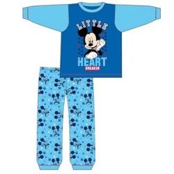 Chlapčenské bavlnené pyžamo MICKEY MOUSE Baby